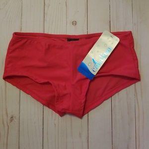 NWT Catalina boyshort swimsuit bottom